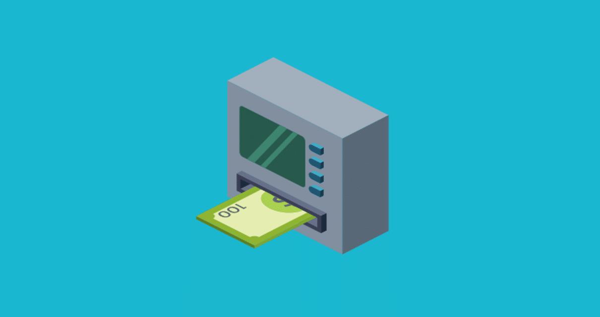 computador imprimindo dinheiro