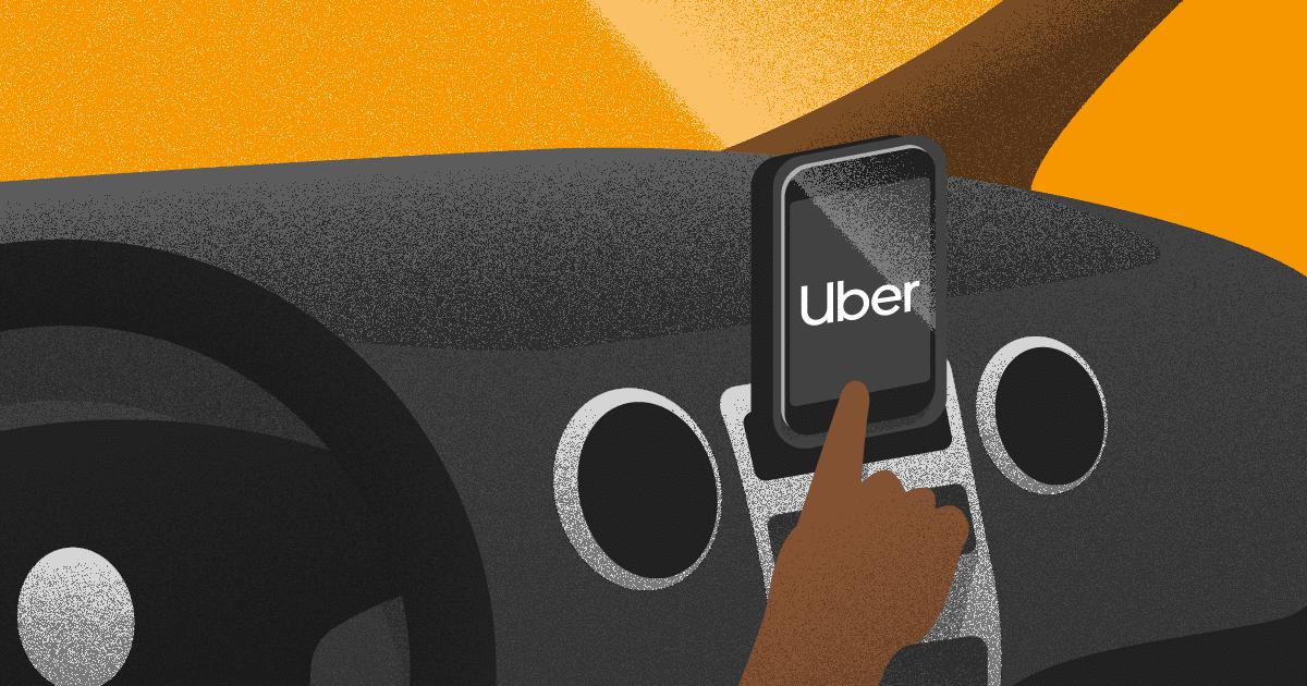 como trabalhar com uber