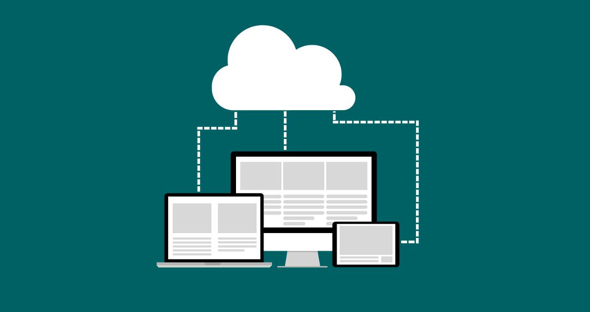uma nuvem representando o que é meta description