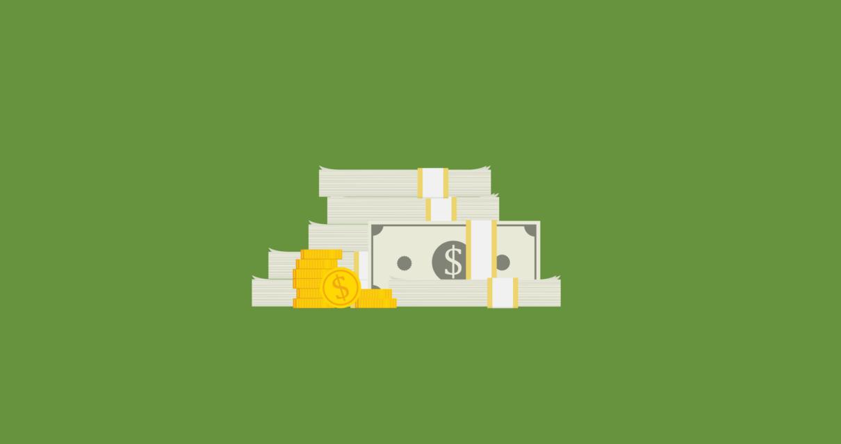 dinheiro como obstáculo à carreira freelancer