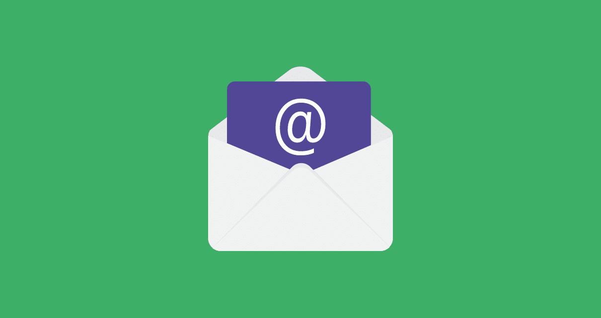 conteúdo para email