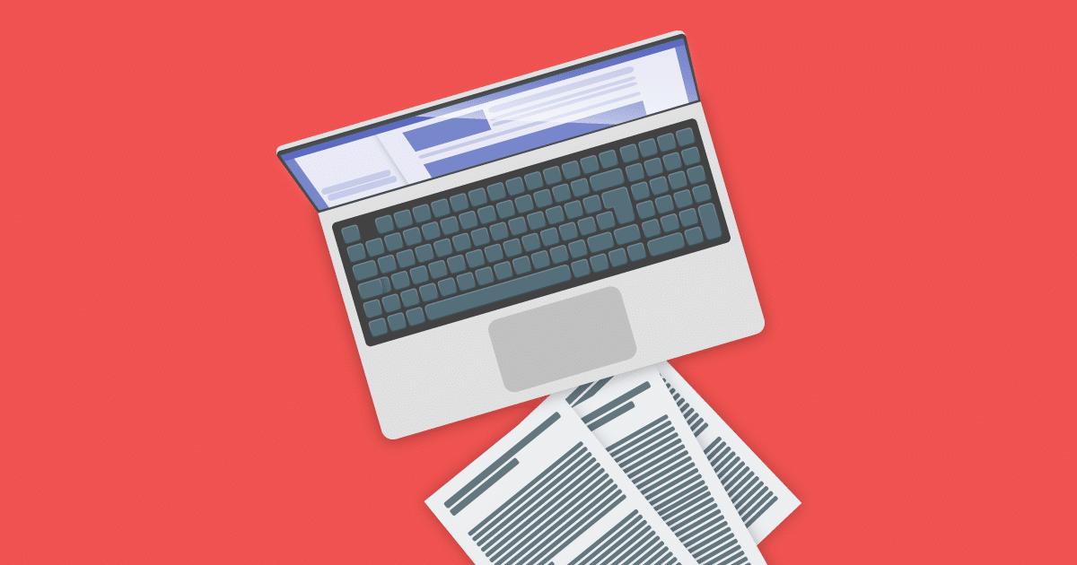 Um notebook e algumas anotações sobre Como fazer um pitch de pauta