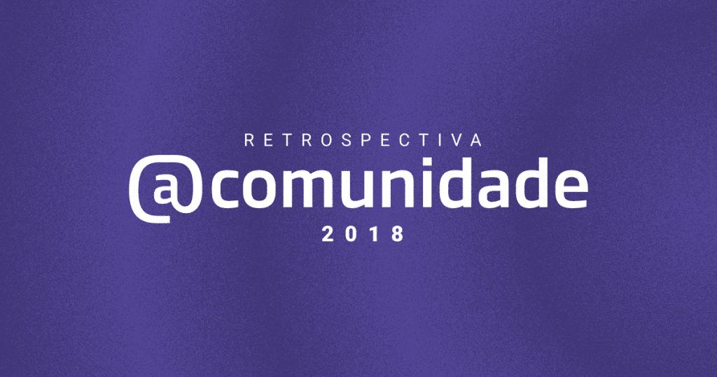 retrospectiva 2018 webinars