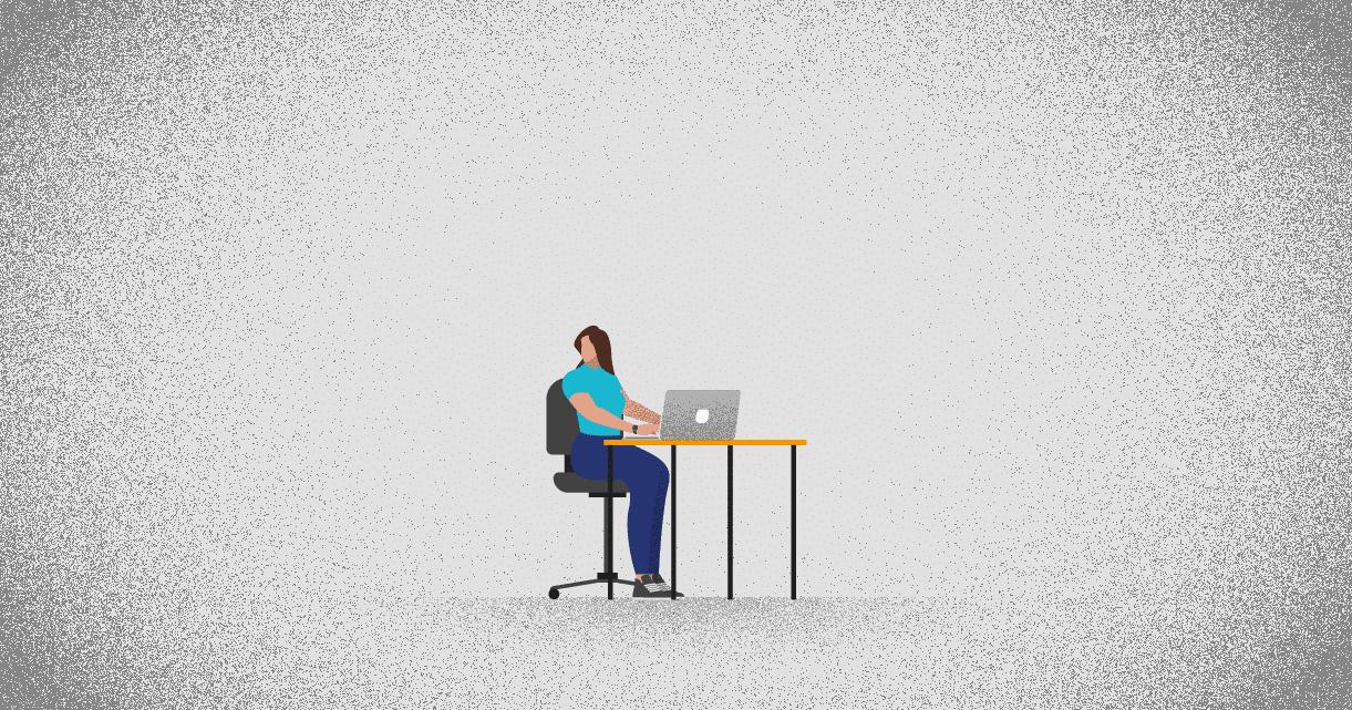 solidão do trabalho freelancer