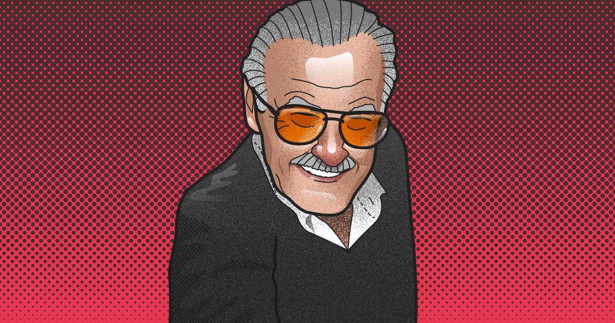 Como o trabalho de Stan Lee na Marvel pode inspirar a sua Produção de Conteúdo Web?