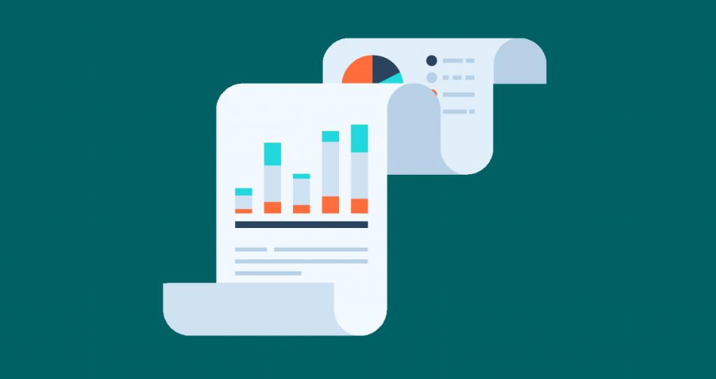 gráficos com resultados de um texto de alta performance