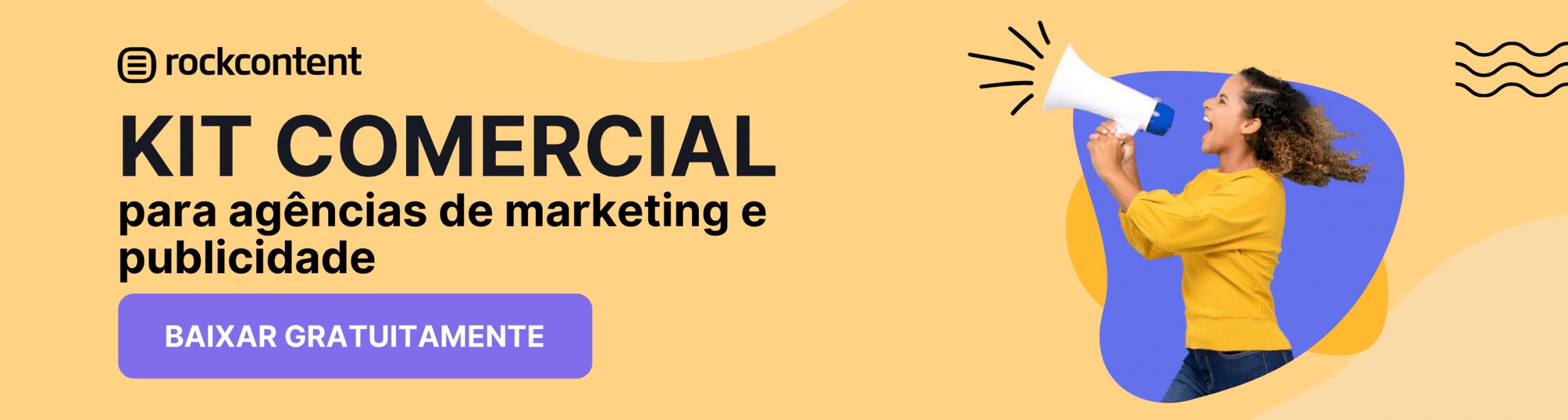 Kit Comercial para Agências de Marketing e Publicidade