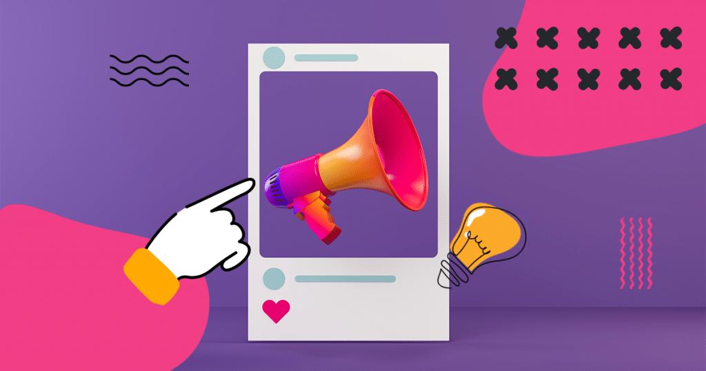 ações de marketing no instagram
