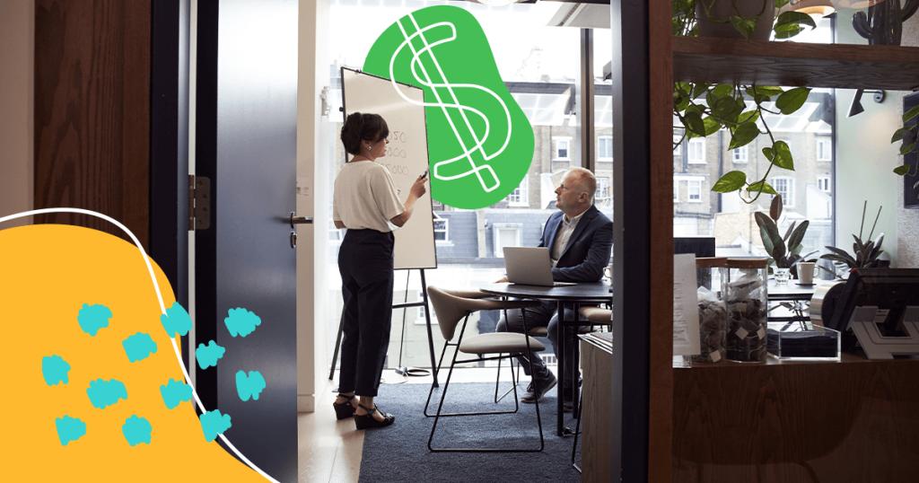 como vender consultoria financeira