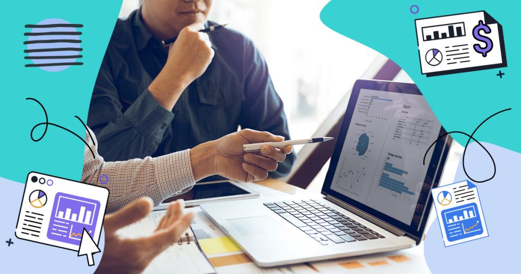 mensurar resultados e retornos de ações e estratégias de marketing