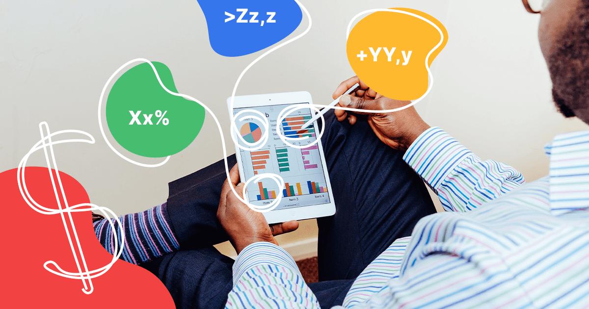métricas financeiras em marketing