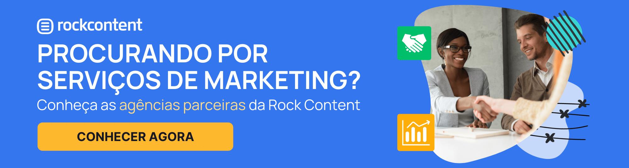 Agencias parcerias - Programa de Parcerias - Rock Content