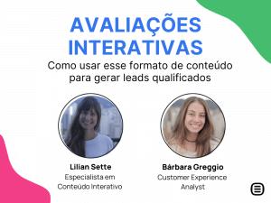 Avaliações Interativas: Como usar esse formato de conteúdo para gerar leads qualificados