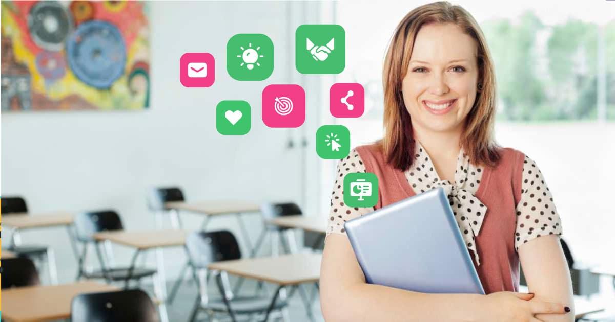 marketing de conteúdo para escolas e instituições de ensino