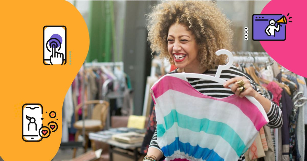 marketing digital para loja de roupas