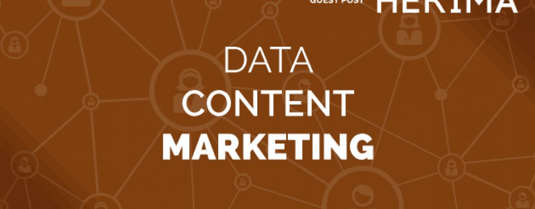 data content marketing