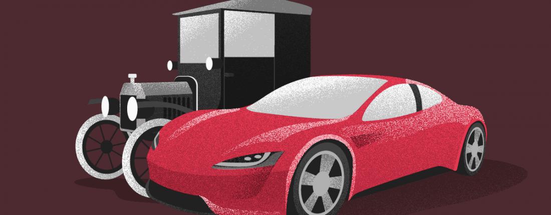 As mudanças no mercado automobilistico
