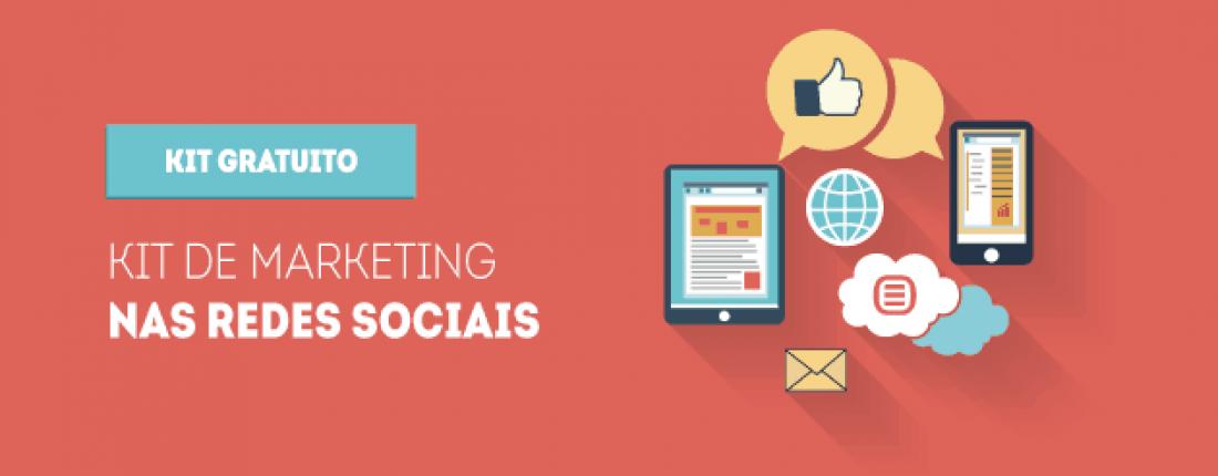 Marketing nas Redes Sociais [KIT GRATUITO DE MATERIAIS] 1