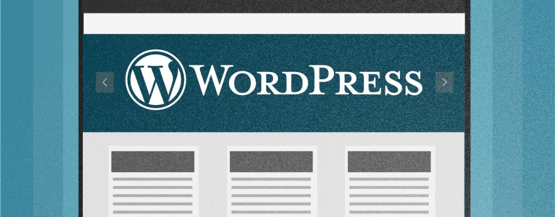 Motivos para usar WordPress