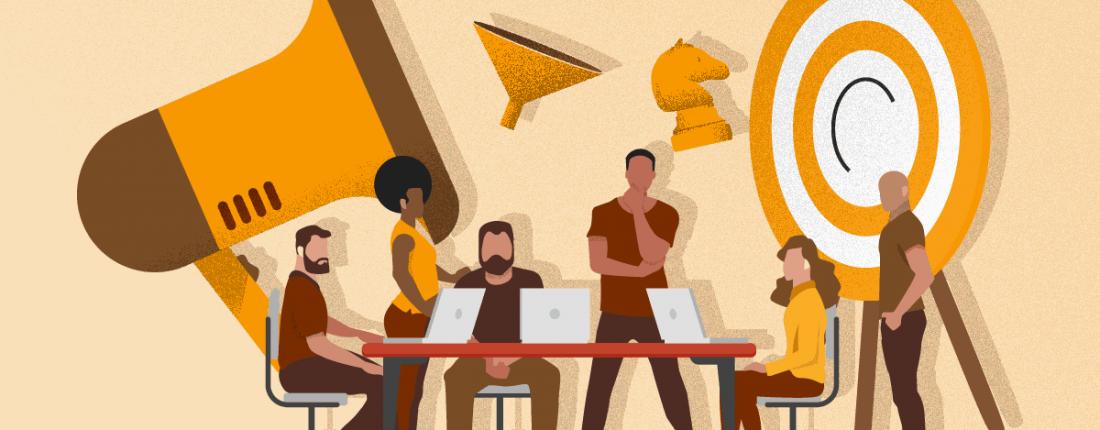 Como a união entre marketing e código de cultura pode trazer ganhos para a empresa