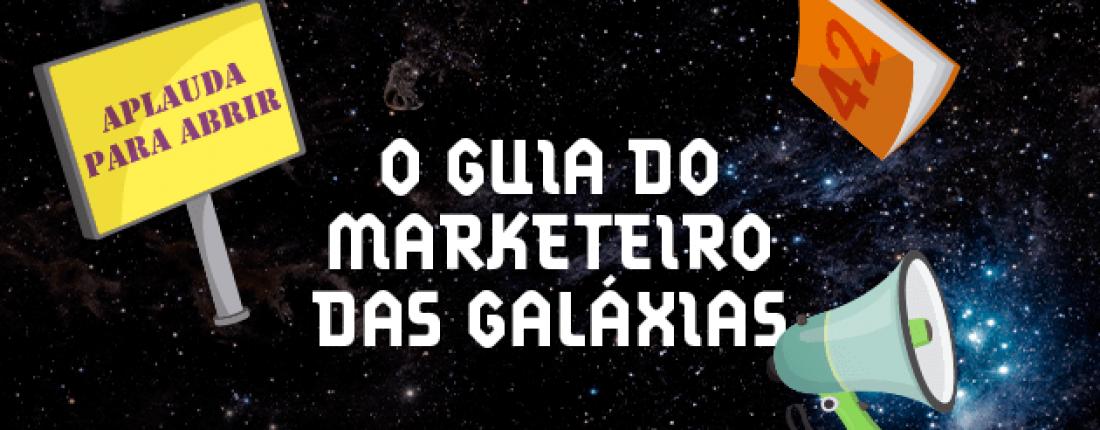 Capa do Guia do Marketeito das Galáxias