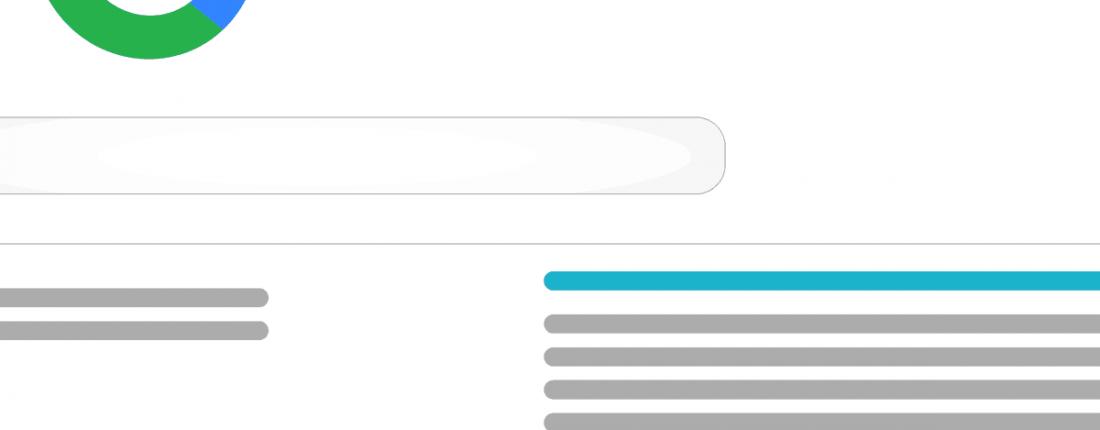 Funcionalidades das páginas de busca