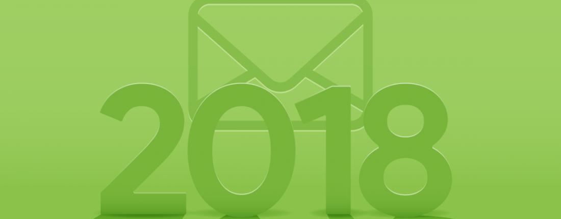 Tendências de email marketing para 2018