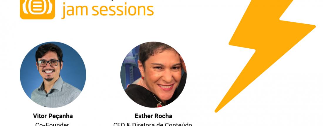 Entrevista com Esther Rocha, CEO do site OFuxico