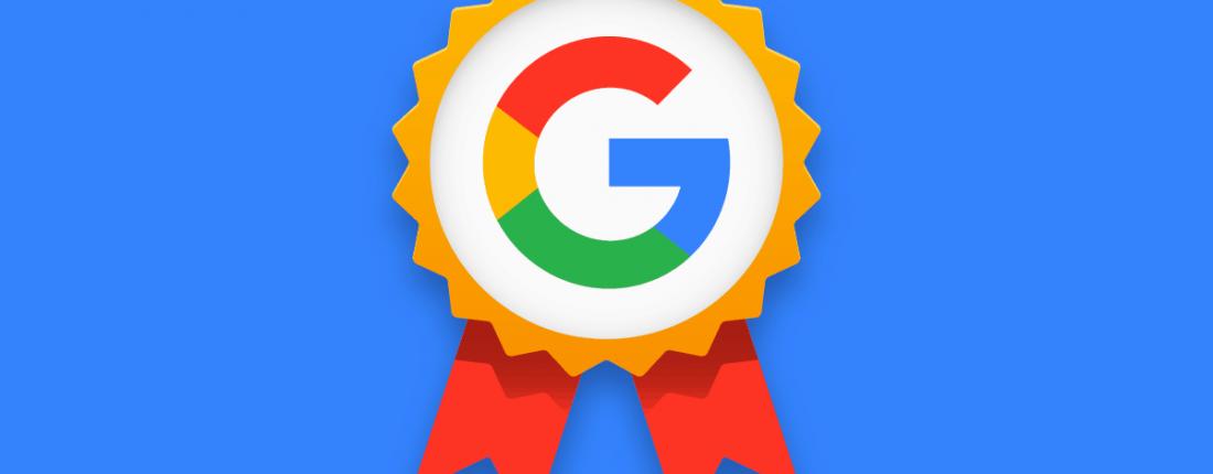 Especializações do Google Primer
