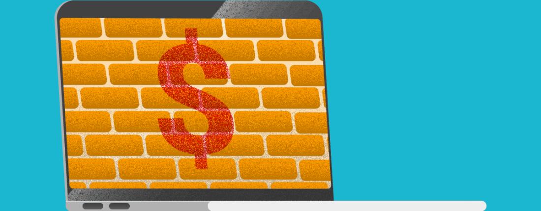 O que você precisa saber sobre paywall: o sistema de monetização de conteúdo
