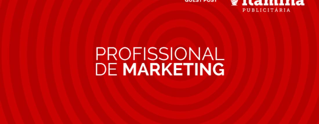profissional de marketing do futuro