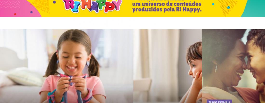 Ri Happy cria o blog Modo Brincar