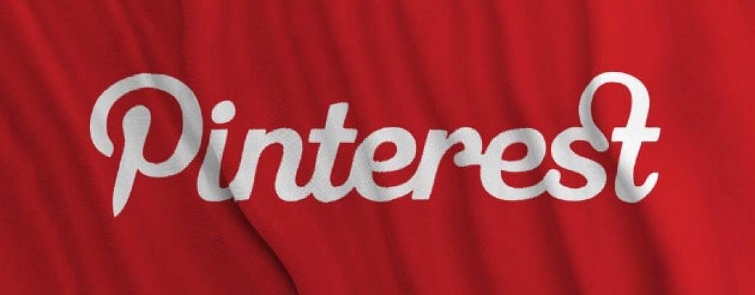 logo do pinterest