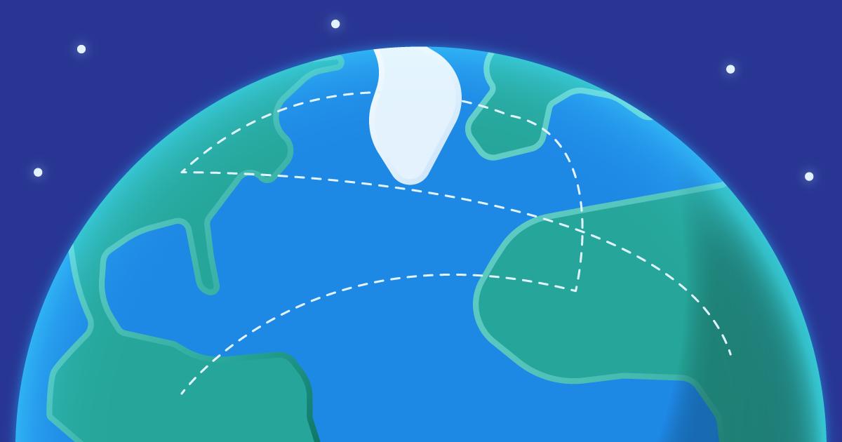 marketing internacional - el planeta tierra