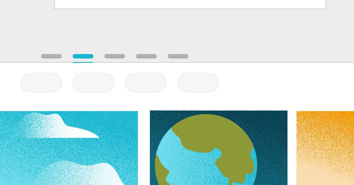 una pantalla de búsqueda de imágenes en google