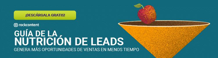 nutricion de leads guía