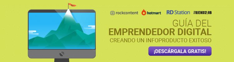 banner para descargar el guía del emprendedor digital