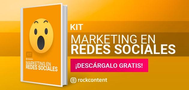 banner para descargar el kit de marketing en redes sociales