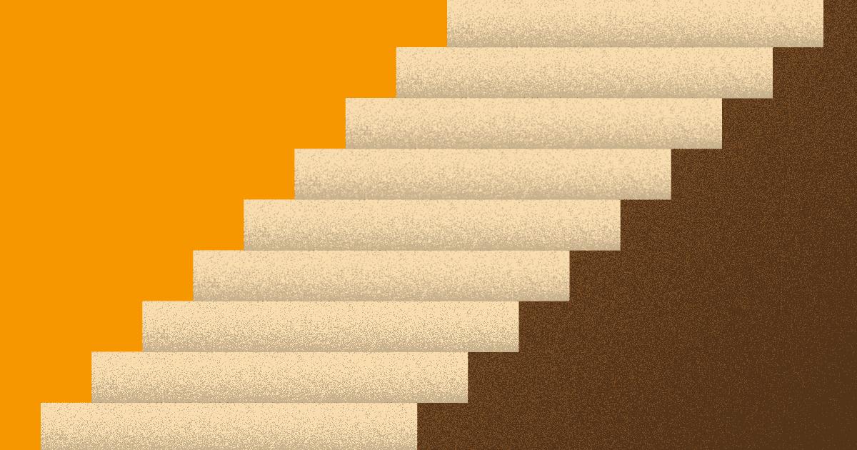 escalabilidad - una escalera