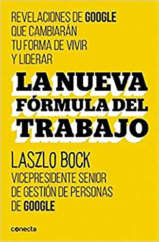 libro la nueva fórmula del trabajo