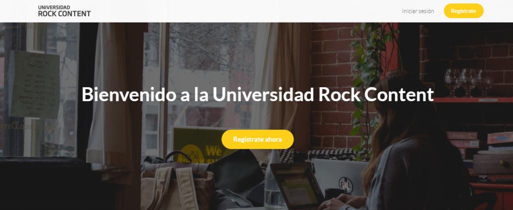 universidad rock content