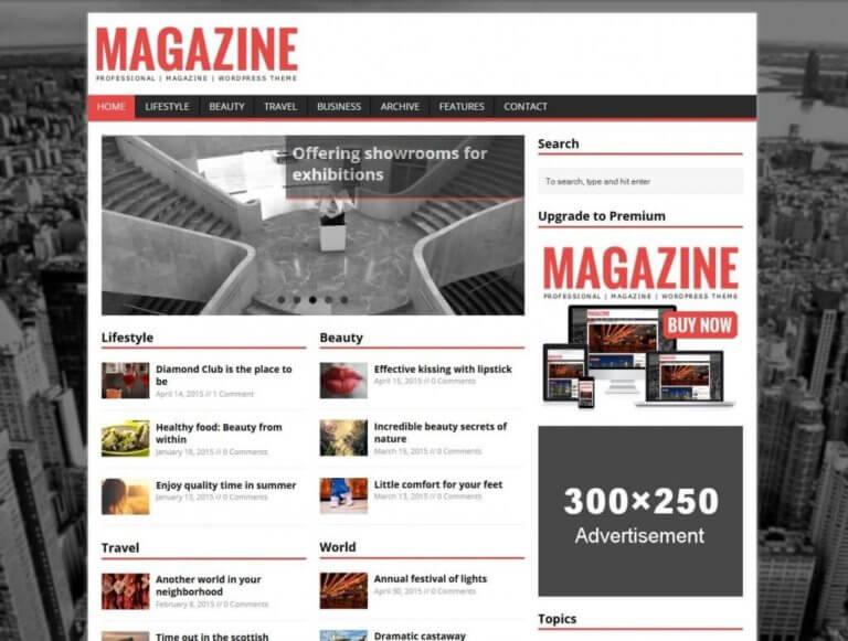 mh magazine themes wordpress