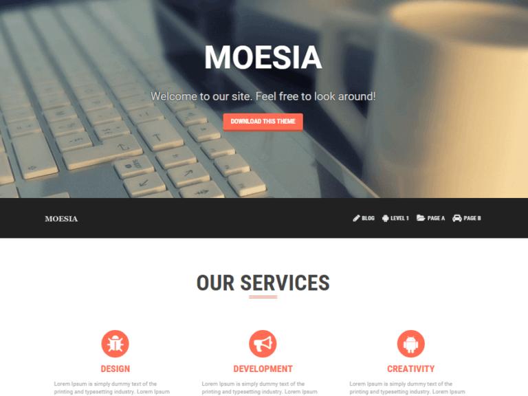 moesia theme wordpress