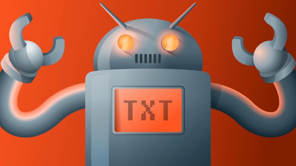 qué es robots txt