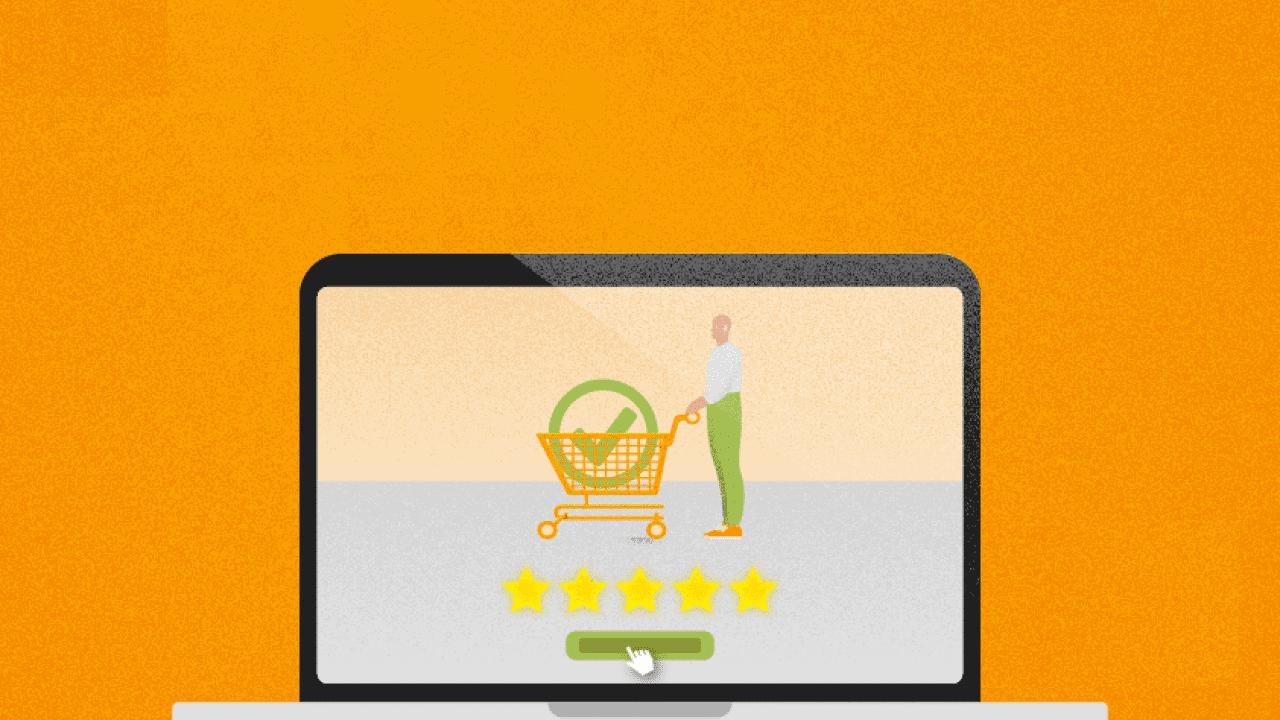 línea del tiempo de la historia del comercio electrónico