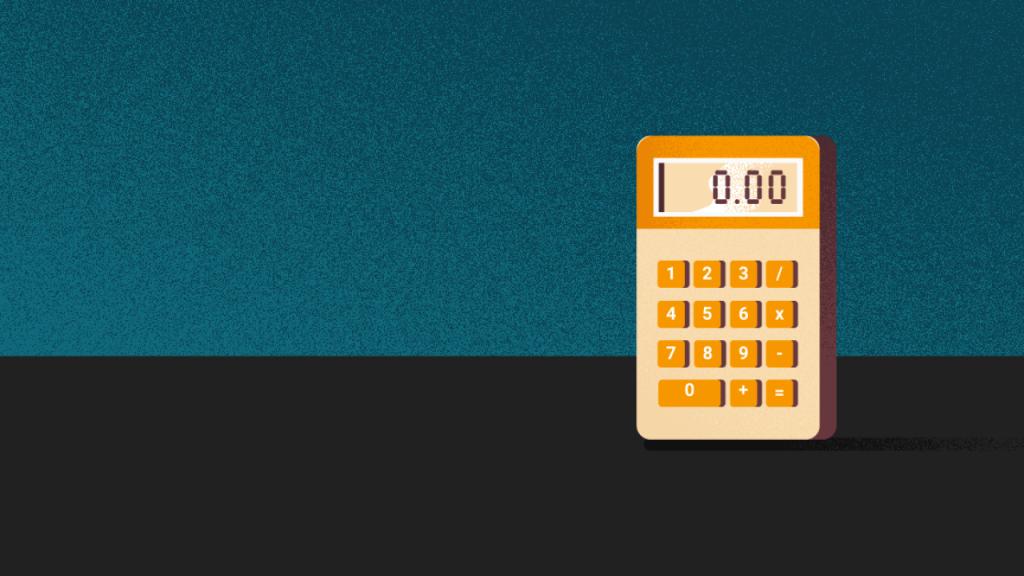 cómo usar calculadora interactiva para Saas