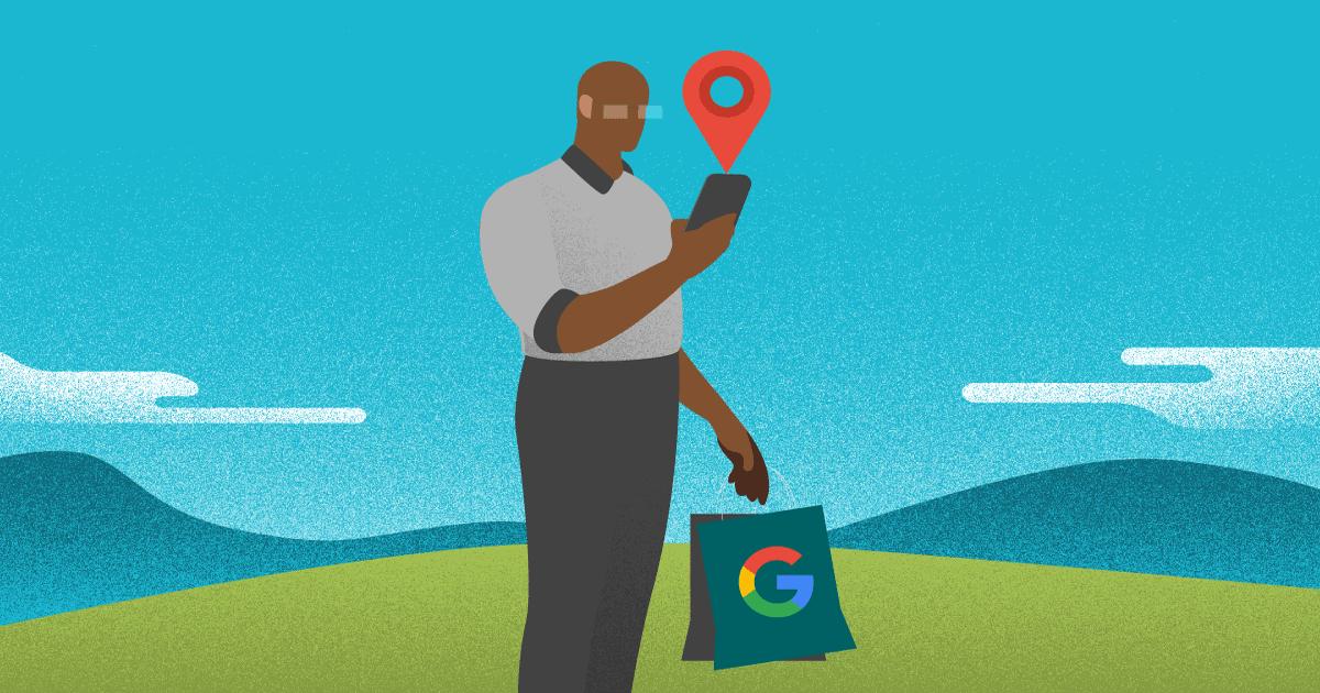 cómo aparecer en Google Maps