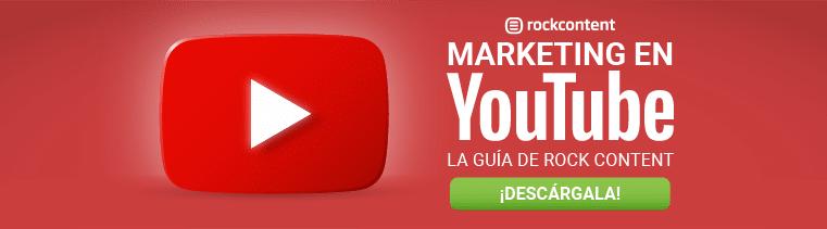 ebook de marketing en youtube