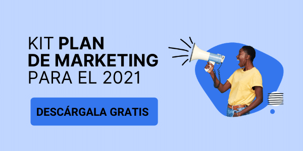 plan de marketing para el 2021