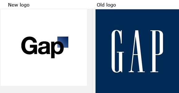errores de marketing gap